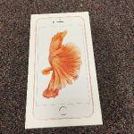 iPhone 6s 128GB разблокирован