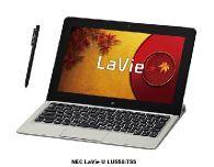 NEC LaVie U LU550/TSS и LU350/TSS - два новых планшета-трансформера на OS Windows