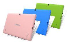 Tanoshi - в США представлен новый детский ноутбук-планшет на OS Android